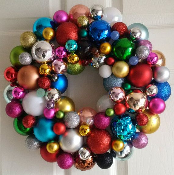 Your place to buy and sell all things handmade #baublewreath