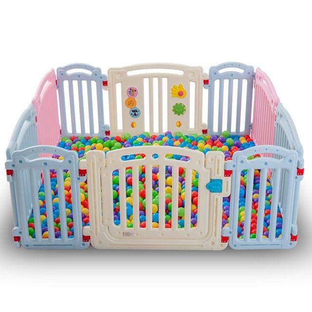 2017 Baby Playpens Children Place Fence Kids Activity Gear ...