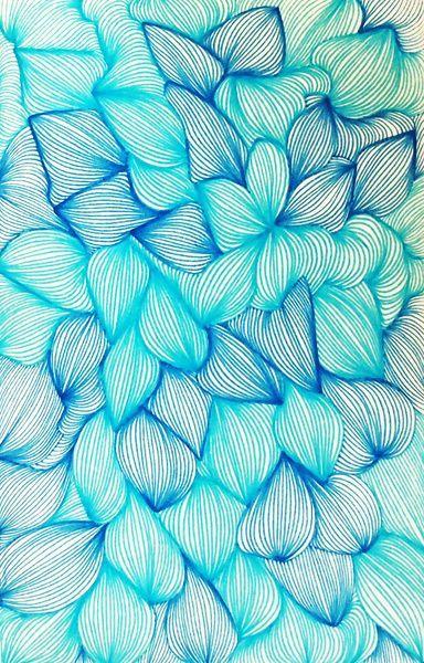 Mon Secret La Poesie De Ma Vie Turquoise BackgroundBlue Background PatternsTumblr BackgroundsWallpaper