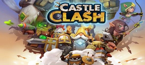 Play Castle Clash on Your Android    Mobile apps-games