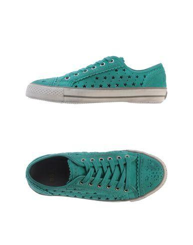 uk availability 2d8fd 26809 ASH Sneakers   Deportivas mujer. en ante , logotipo,