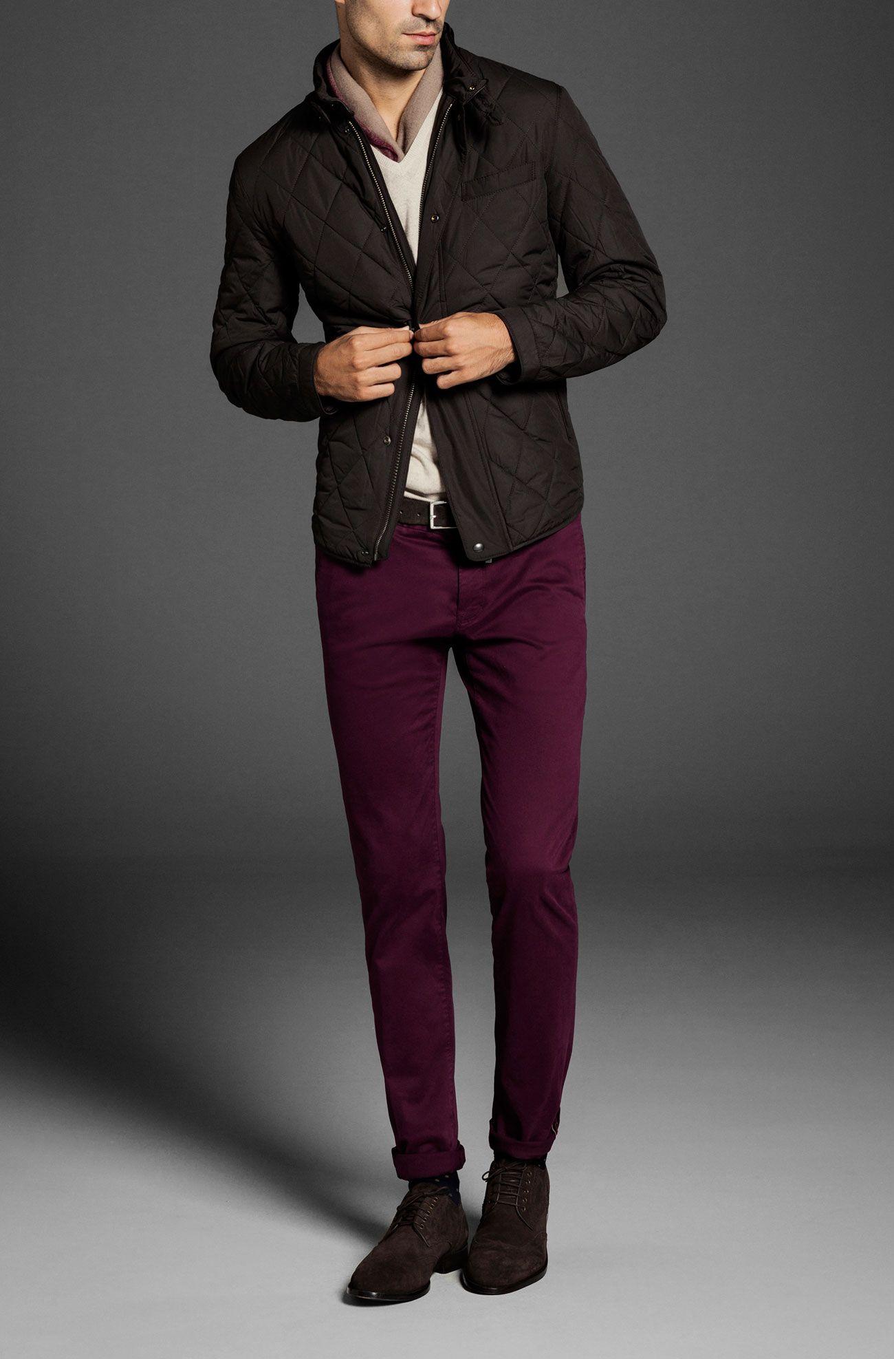 Burgundy Jeans Mens Colored Pants Burgundy Jeans Mens