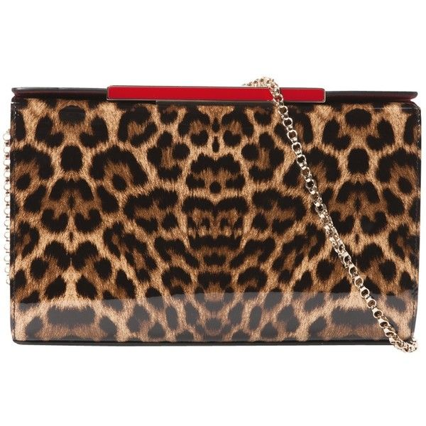 Christian Louboutin Pre-owned - Clutch bag reVICv