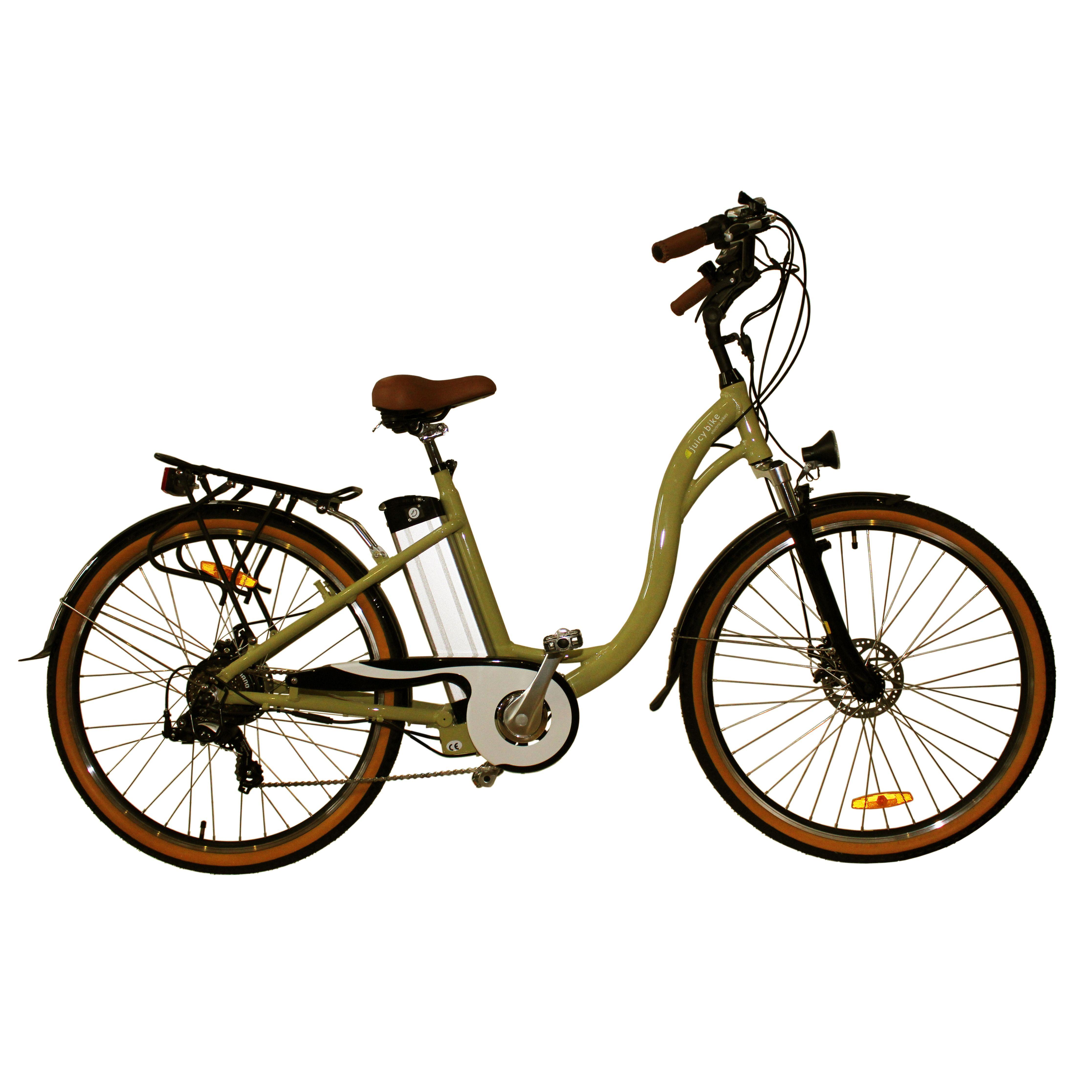 The Juicy Bike Dutch Style Electric Bike Range Bike Classic Style