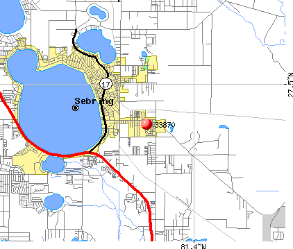Sebring Florida Map.Lake Jackson And Dinner Lake Been There Lived There Florida