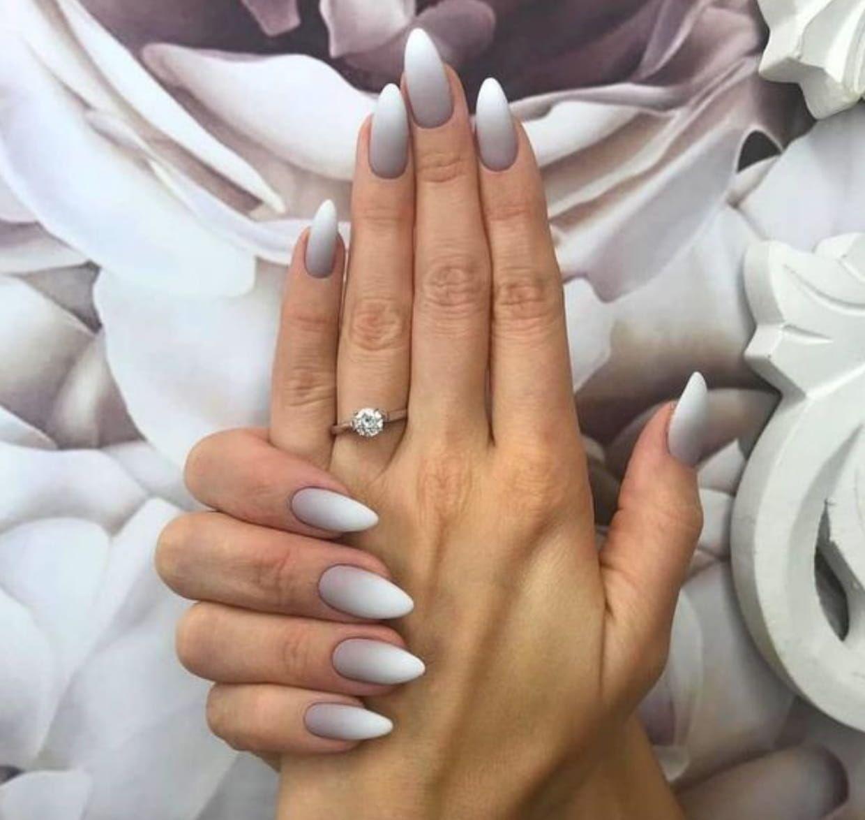 15 Estilos de uñas con efecto degradado que deberás intentar este verano