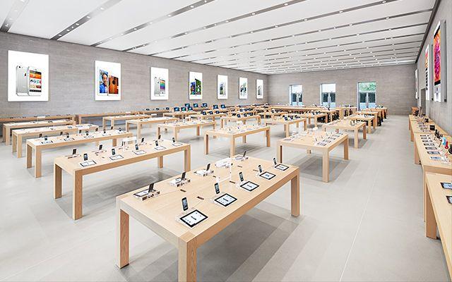 Apple Store Kurfurstendamm Apple Store Design Apple Shop Apple Store