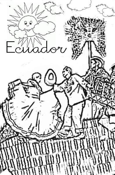 LAMINAS COLEGIALES PARA IMPRIMIR Y RECORTAR: Bandera y Escudo de ...