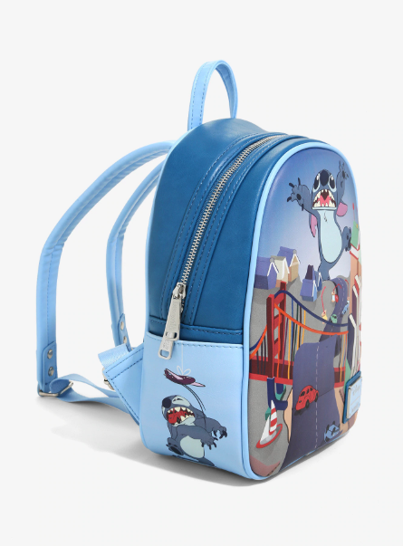 This Stitch Backpack By Loungefly Is The Ultimate Fan Bag