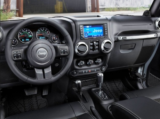 2019 Jeep Wrangler Change And Specs Jeep Wrangler Interior 2012