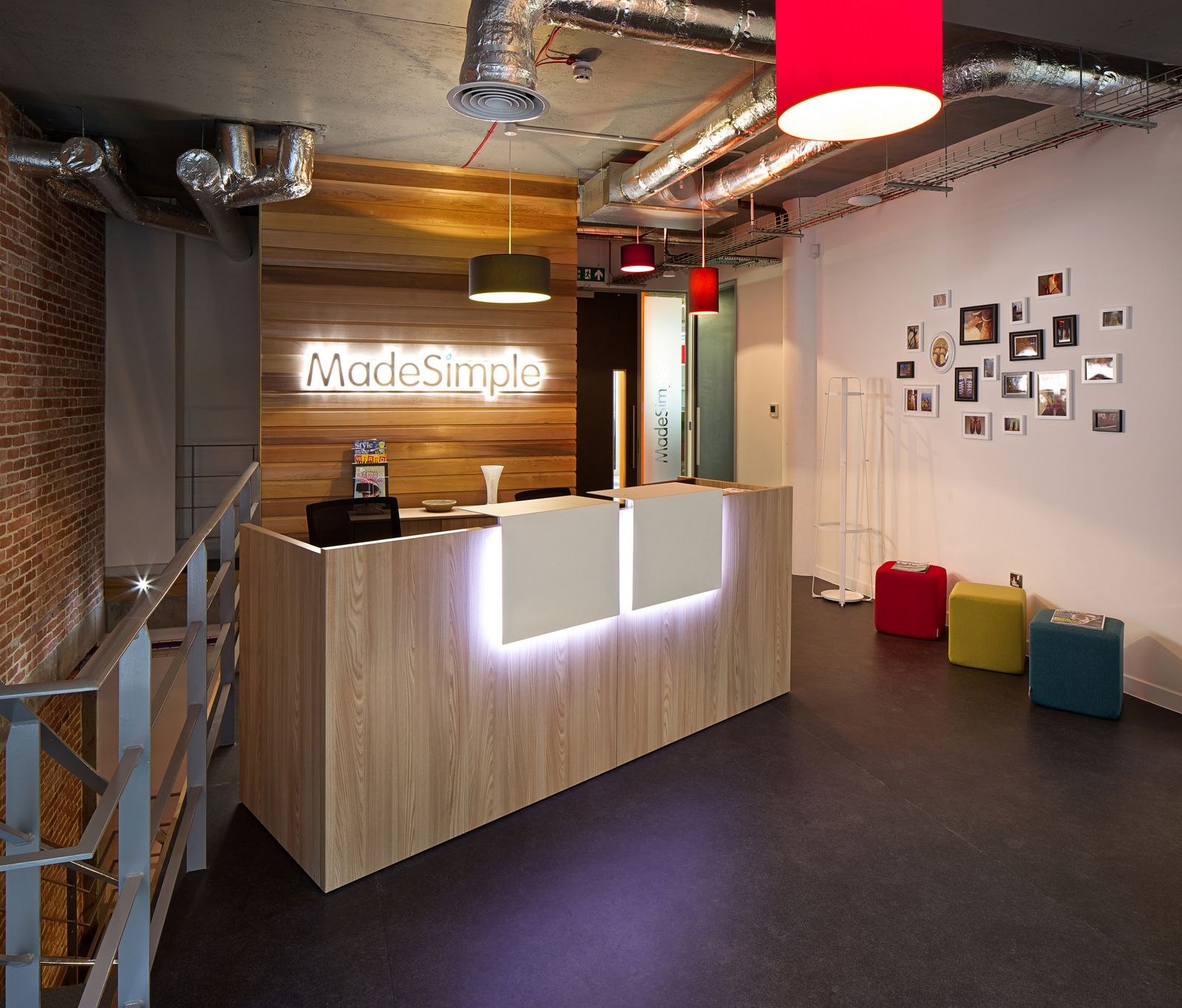 Made Simple London Offices Office Snapshots Office Interior Design Store Design Interior Office Design