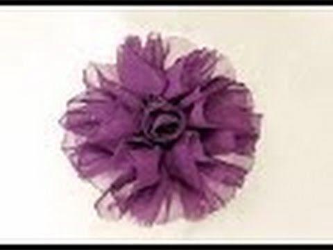 Kerajinan Tangan Dari Kain Perca Cara Membuat Bunga  198d0a3ec8