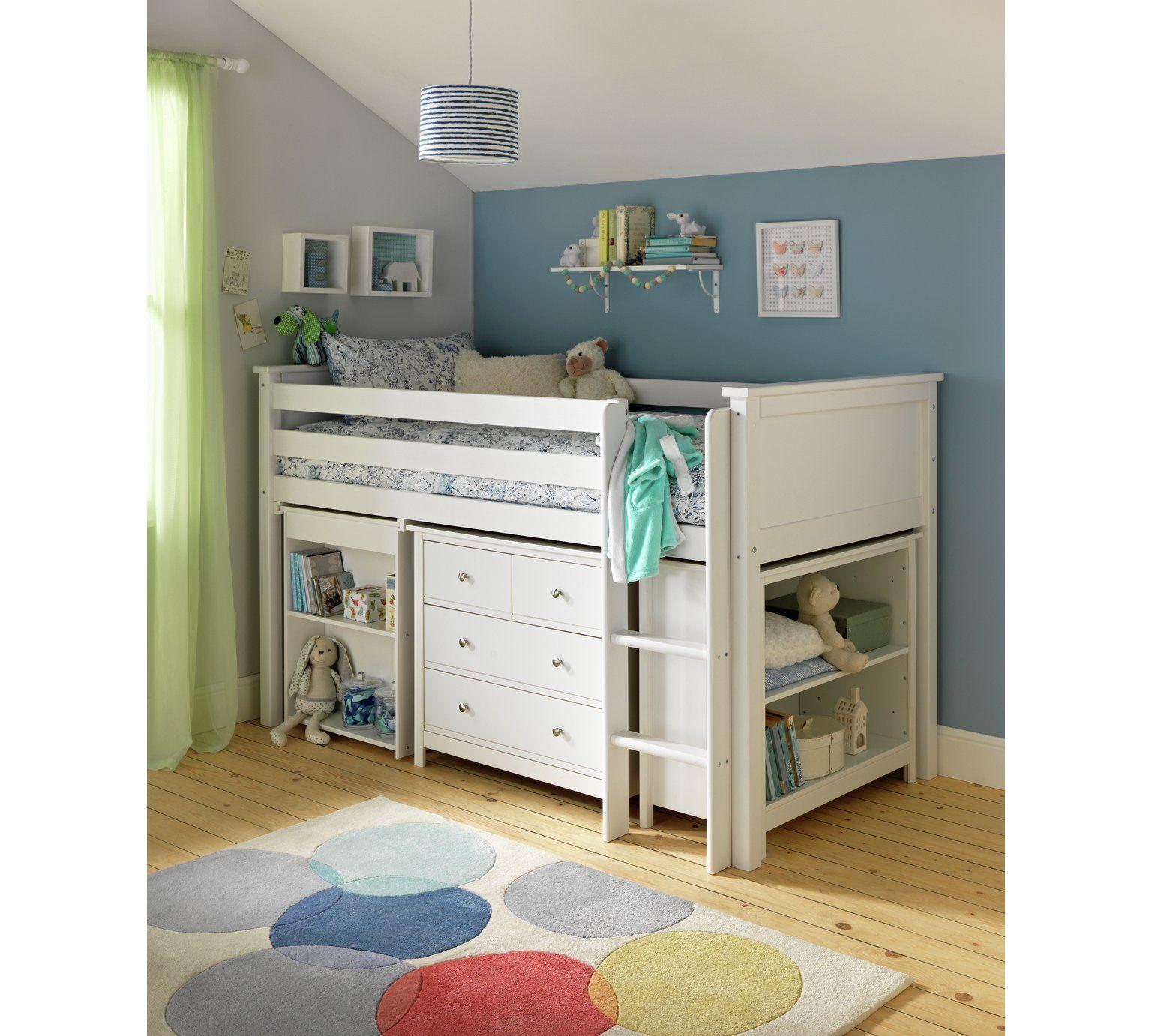 Argos Childrens Bedroom Storage