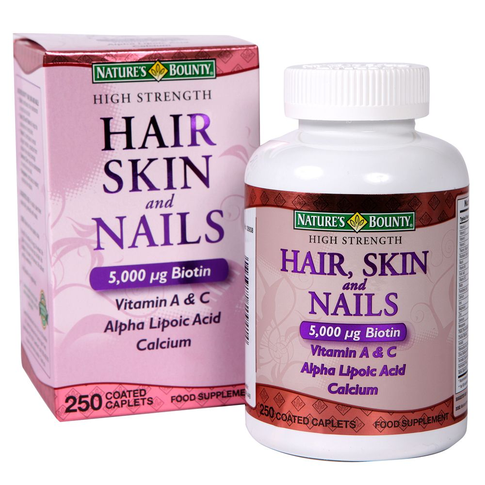 Best Natural Supplement For Hair And Nails