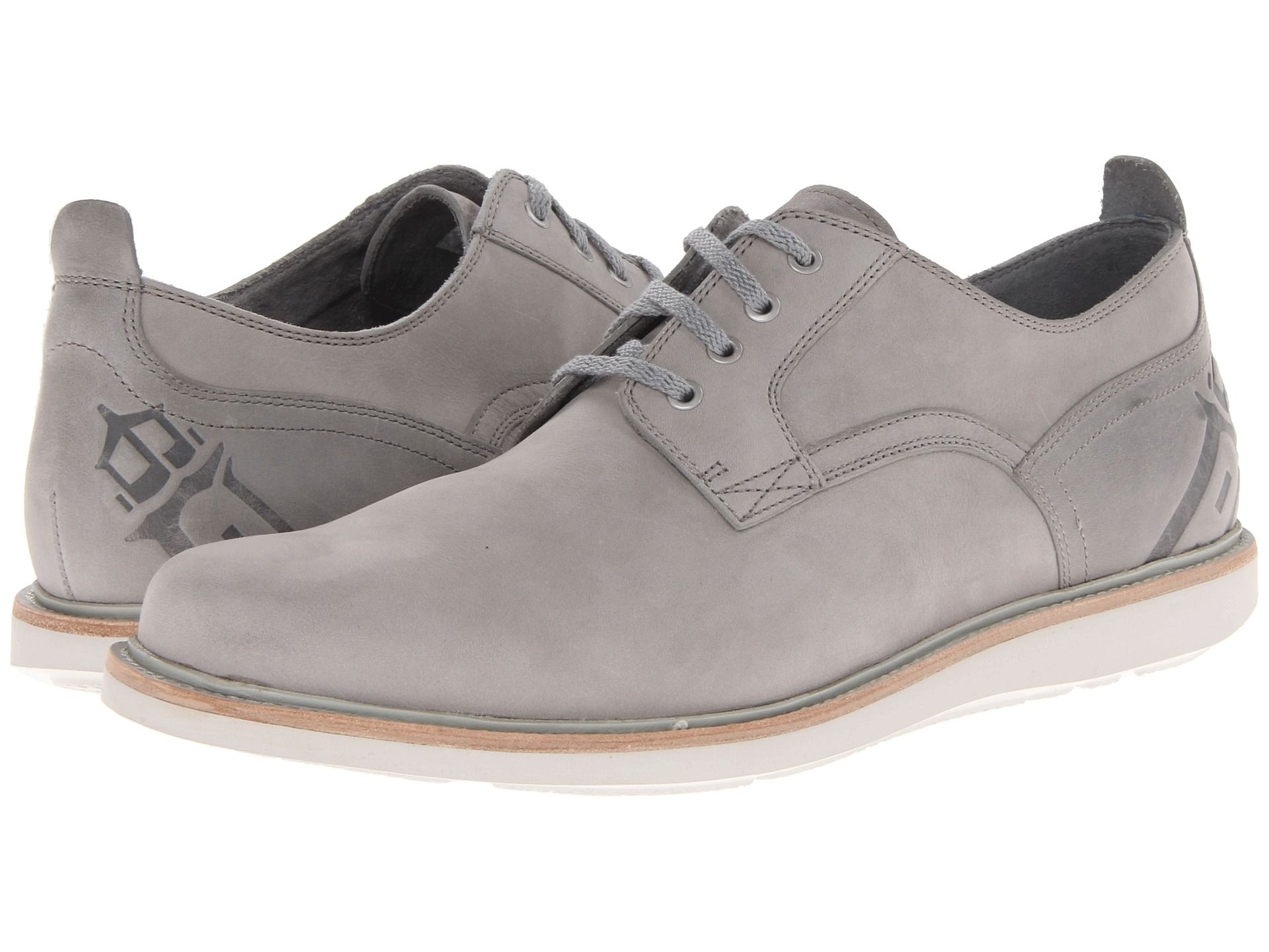ROCKPORT. Oil-tanned Leather Oxford Lace-up. Own It In