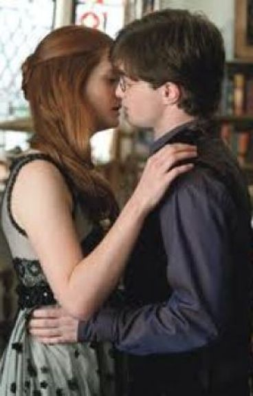 Harry Potter And The Year After Harry Potter Kiss Harry And Ginny Harry Potter Ginny