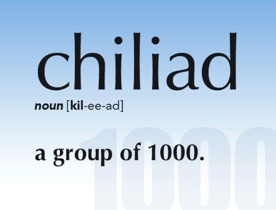 Chiliad