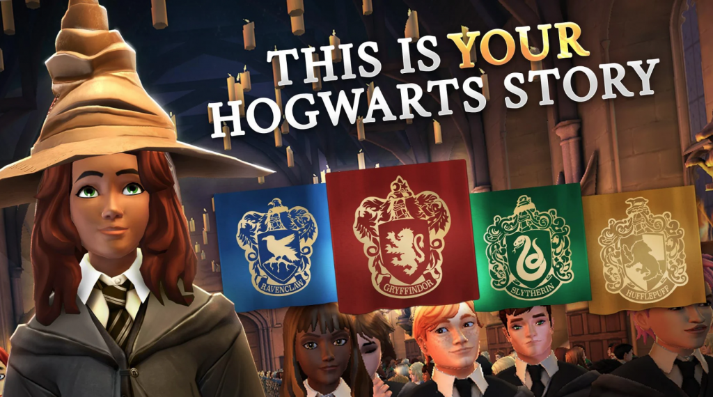 Harry Potter Hogwarts Mystery Is Now Available Wherever You Are Hopefully Hogwarts Mystery Hogwarts Harry Potter Games