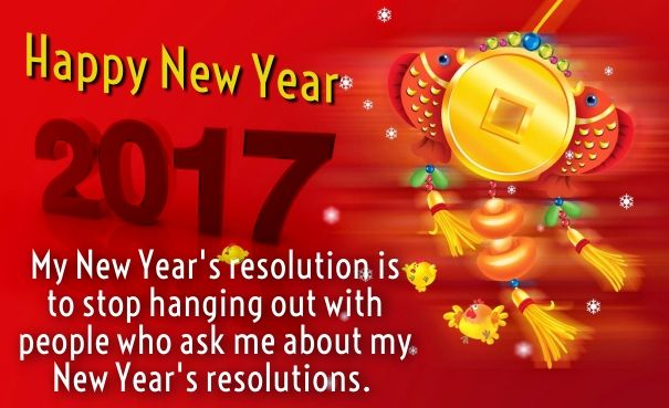 Funny New Year Resolution 2017 Happy New Year 2019 Wishes Quotes