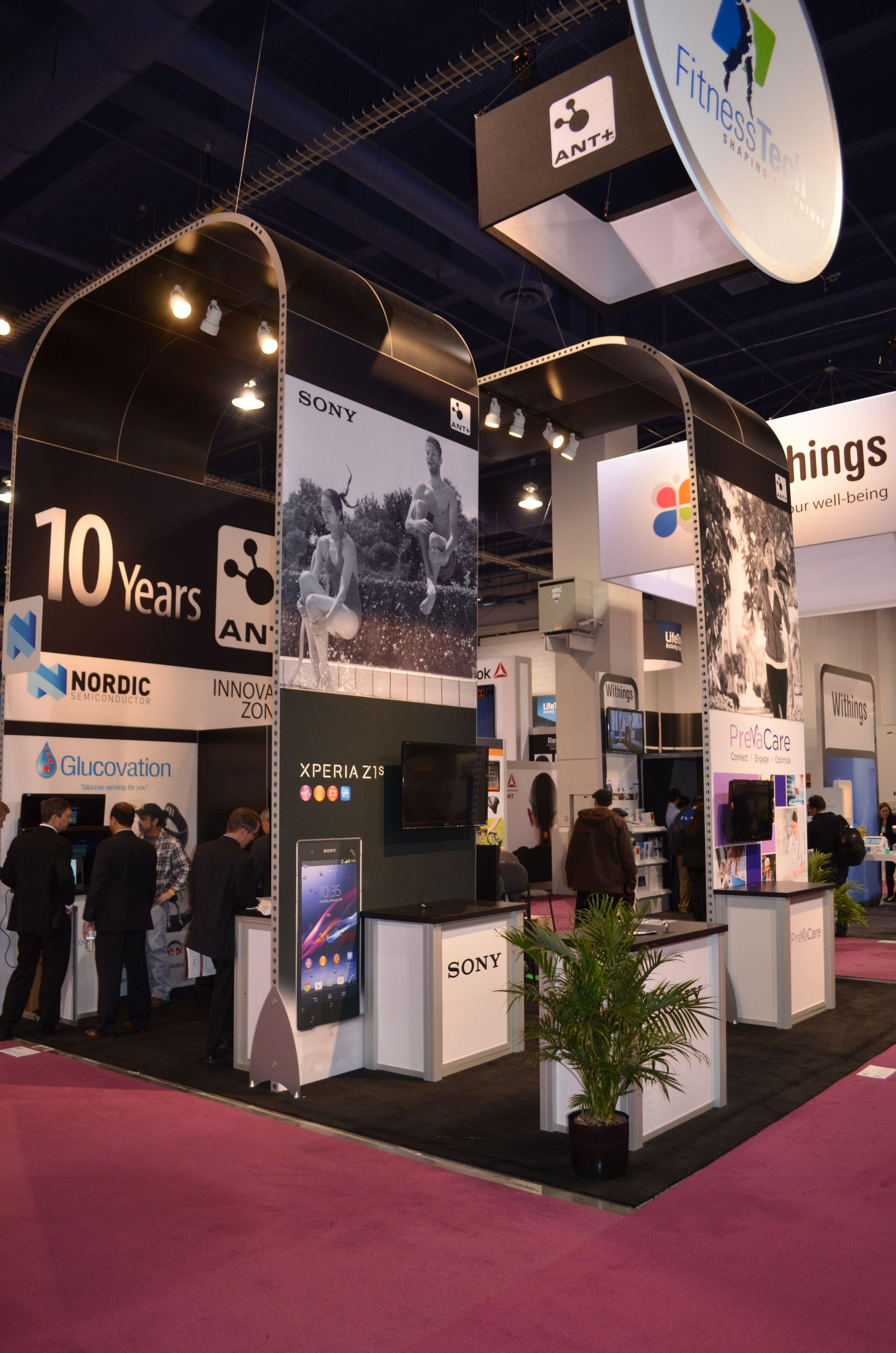 Exhibition Booth Las Vegas : Trade show rental ces show las vegas convention center