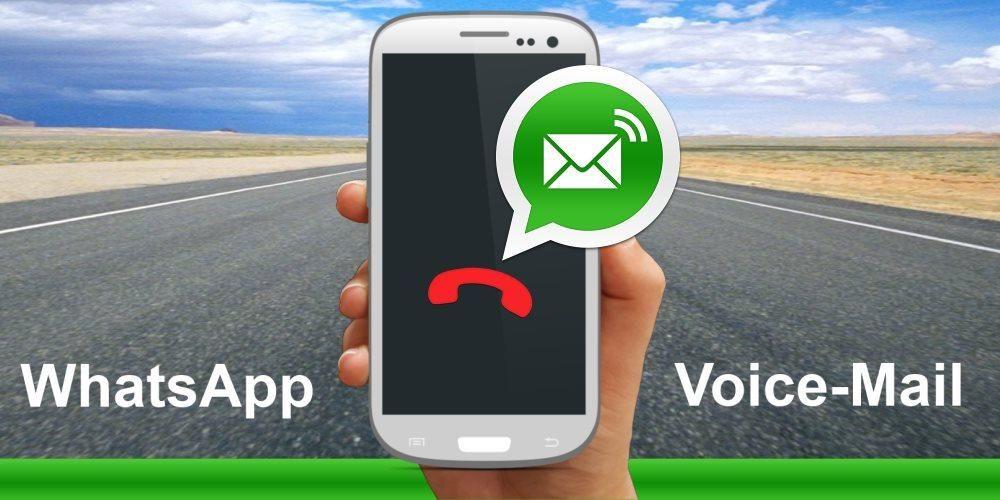 WhatsApp incluirá la opción de rellamada y buzón de voz.