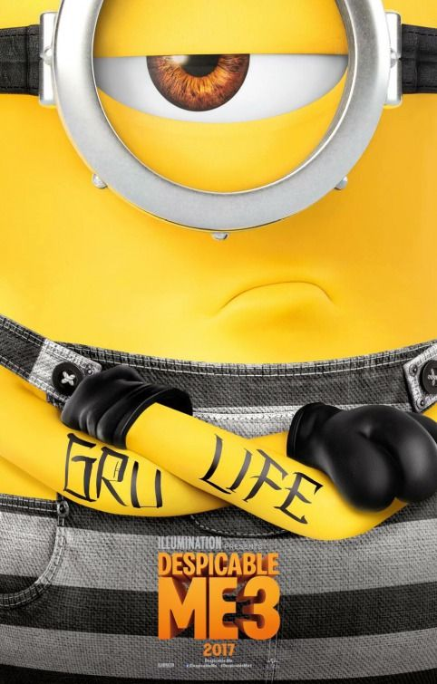 Click to View Extra Large Poster Image for Despicable Me 3  231c8fd5bf