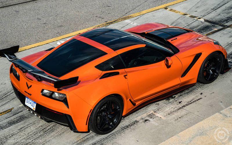 Orange Chevrolet Corvette Pictures Muscle Car Squad Chevrolet