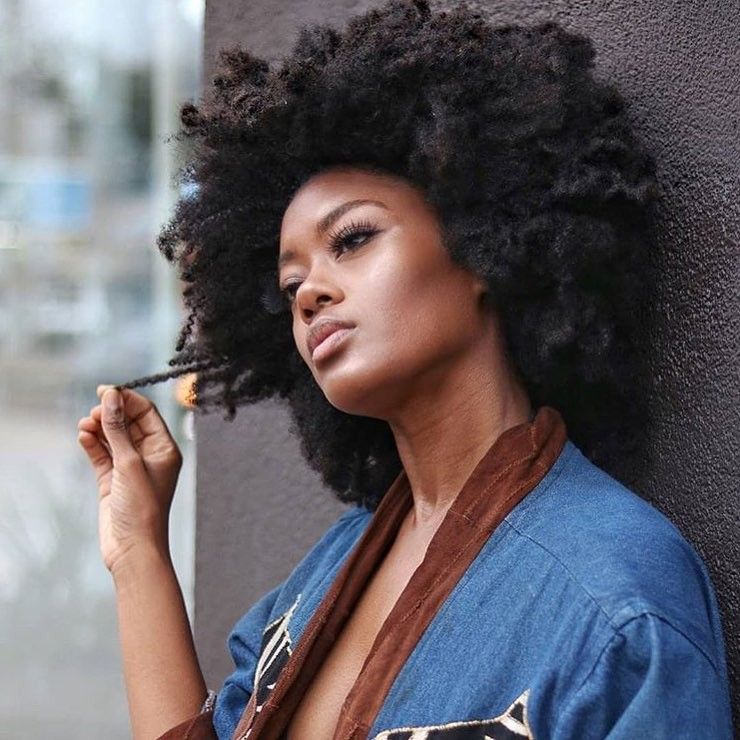 Volume Afro Naturalhair Hair Styles Natural Hair Styles African Hairstyles