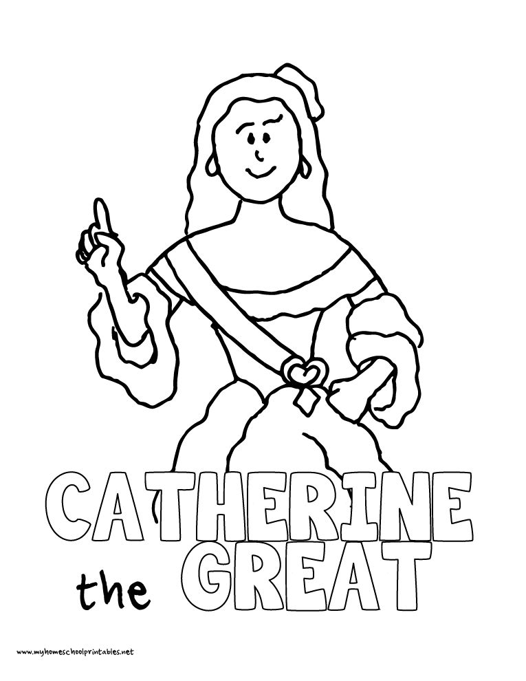 History Coloring Pages – Volume 4