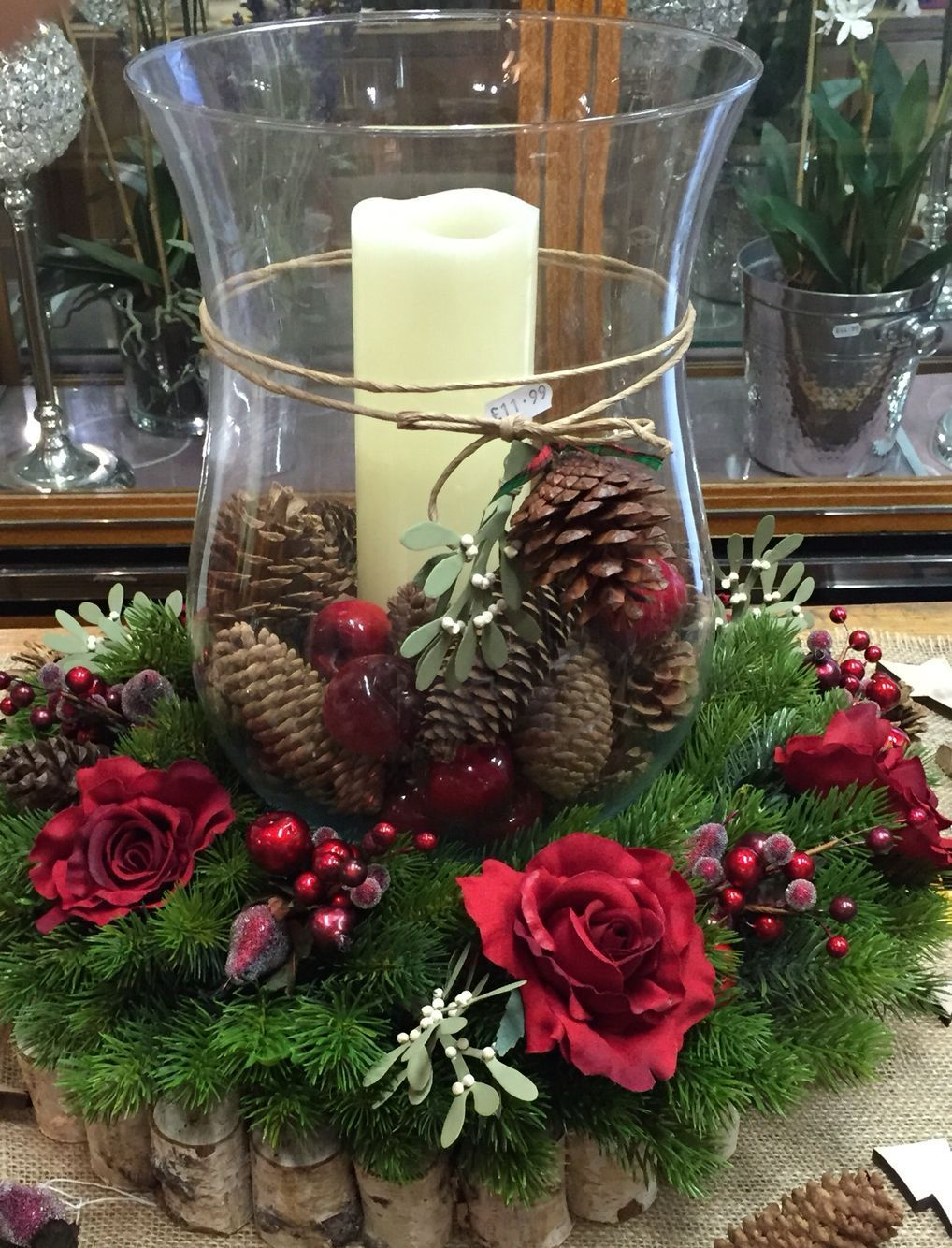 Arredare Tavola Natale pin di enza bitetta su natale nel 2020   decorazioni di