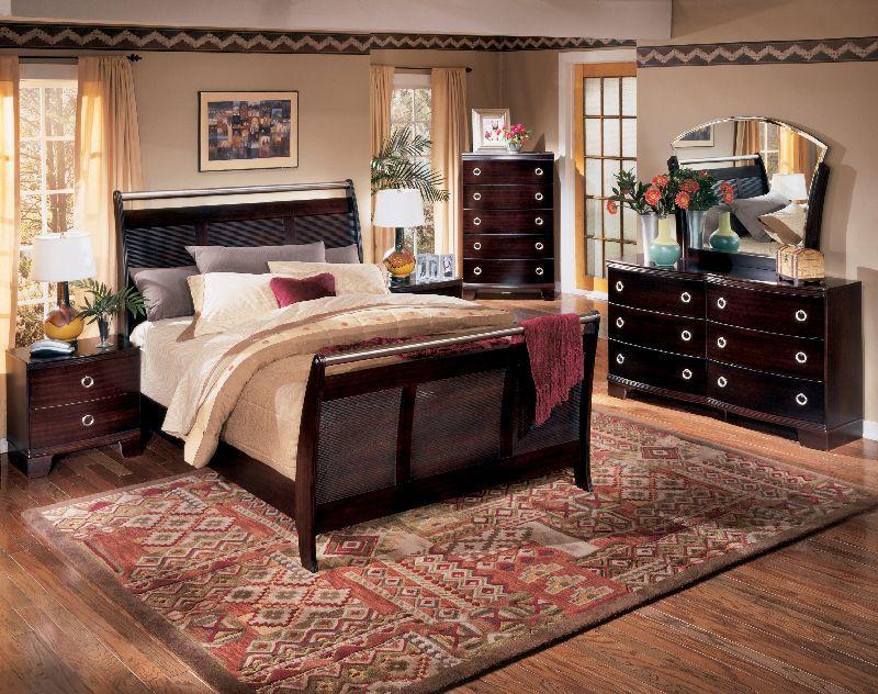 Signature Design Pinella Merlot Dresser B40331  Bedroom Set Enchanting Signature Design Bedroom Furniture Design Decoration
