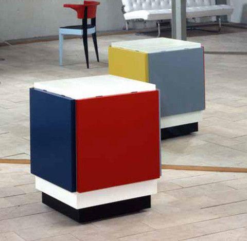 Erich Brendel M10 Bauhaus Table Bauhaus, Space saving