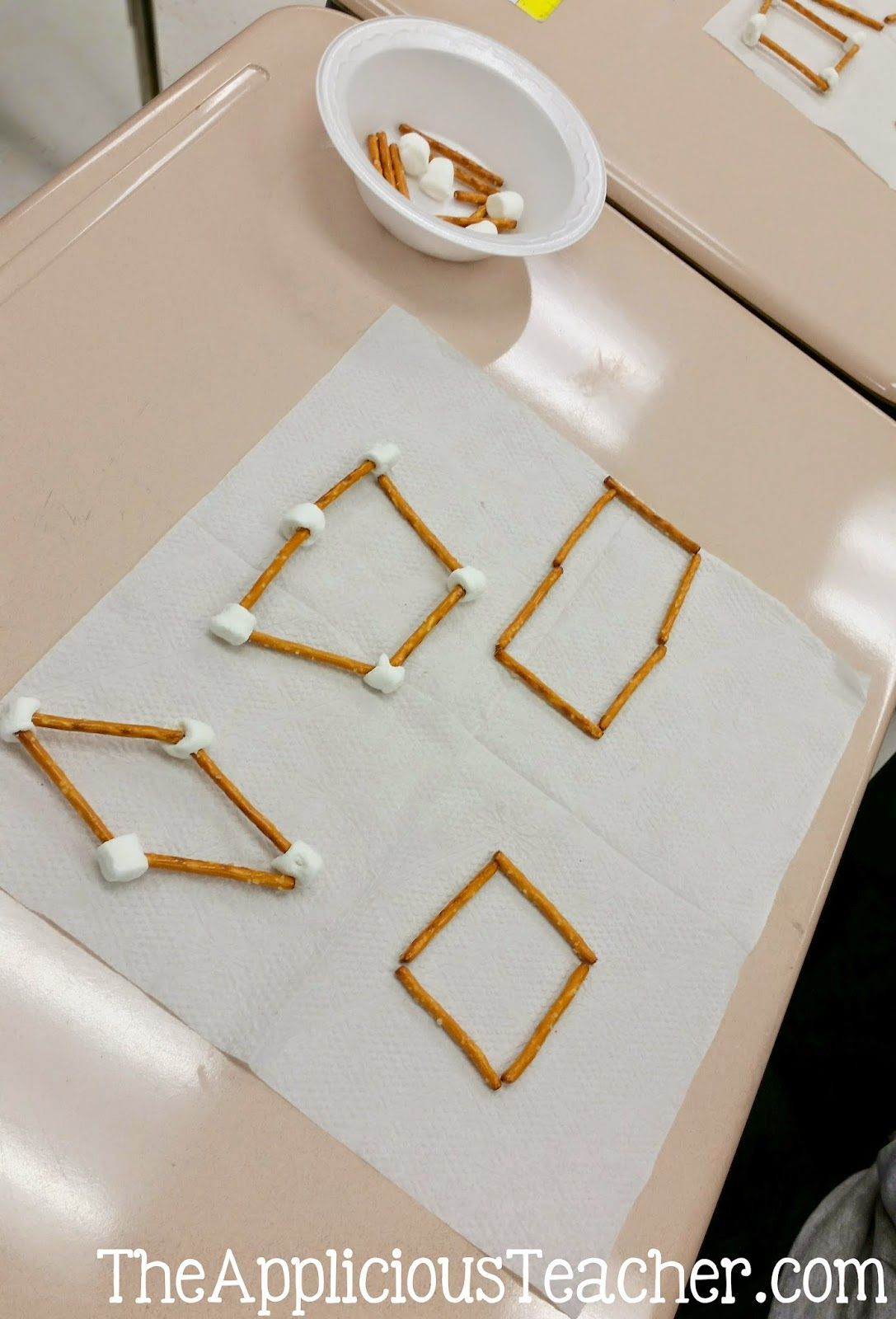 Quadrilateral Activities With Images