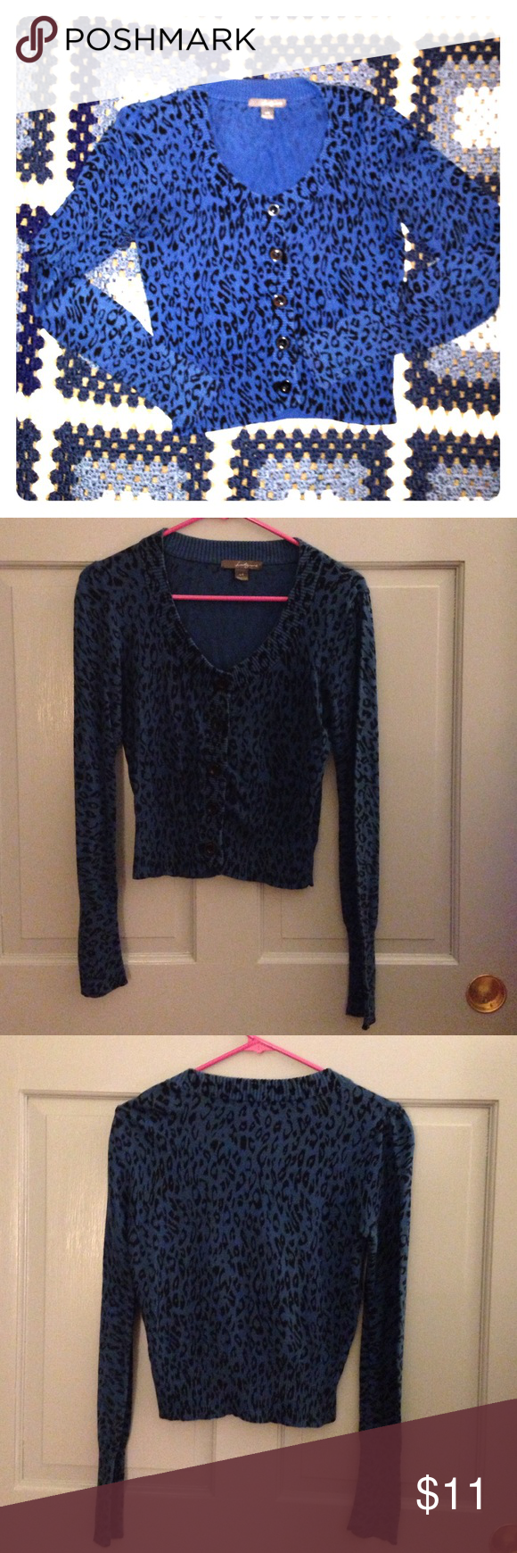 Forever 21 leopard print cardigan | Sweater cardigan, Print... and ...