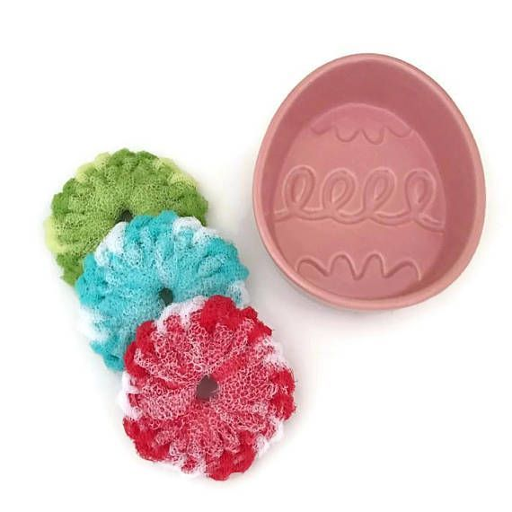 Scrubbies in mini easter egg bakeware housewarming gift scrubbies in mini easter egg bakeware housewarming gift housewarminggifts negle Images