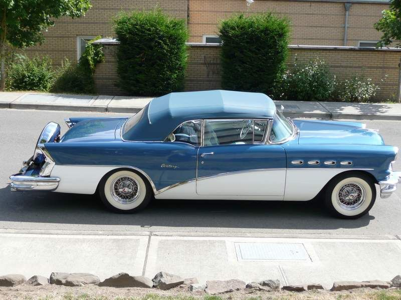 1950 Buick Roadmaster Riviera Convertible With Continental