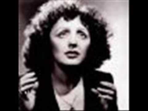 Non Je Ne Regrette Rien Edith Piaff Edith Piaf French Songs Beautiful Songs Music Theater