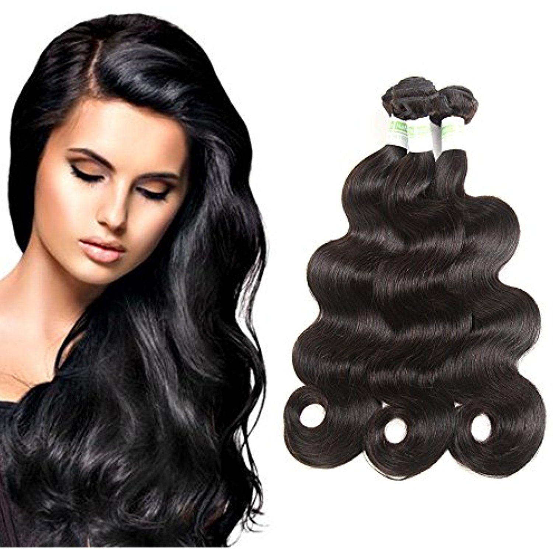 Grand Nature Brazilian Body Wave Weft Unprocessed Virgin Human Hair