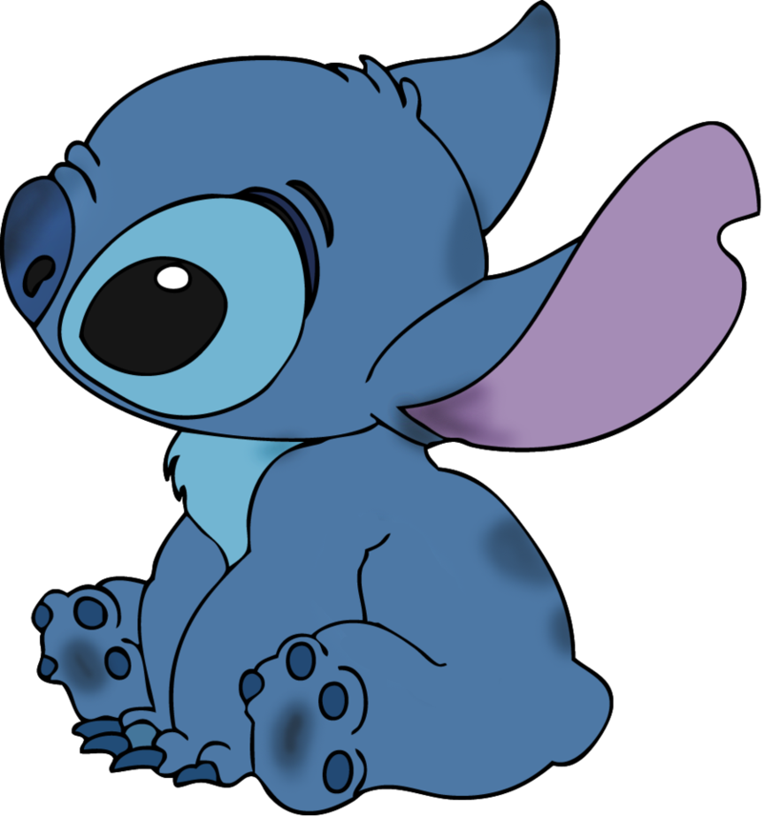 One of my favourite Disney characters STITCH ...