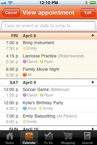 iPhone Apps for Moms... Pretty cool for everyone Apps