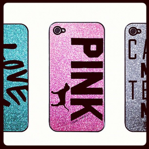 Limited Edition iPhone case  #PINKNation <3 in love