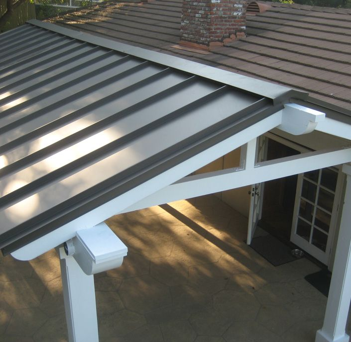 Joel S Roofing And Rain Gutter Co Inc Standing Seam Metal Roof Metal Roof Standing Seam