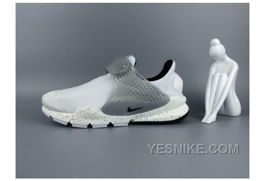 Nike Sock Dart Medium Grey Sneaker Assist