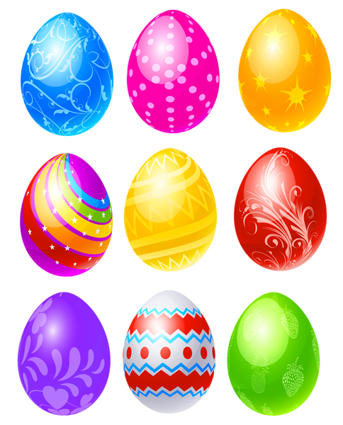 Transparent Easter Eggs Set Png Clipart Picture Happy Easter Wallpaper Easter Wallpaper Happy Easter Wishes