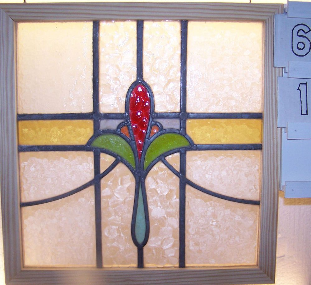 Old Sash Vintage Leaded English Stained Glass Window Antique Stained Glass Windows Stained Glass Windows Stained Glass Mosaic