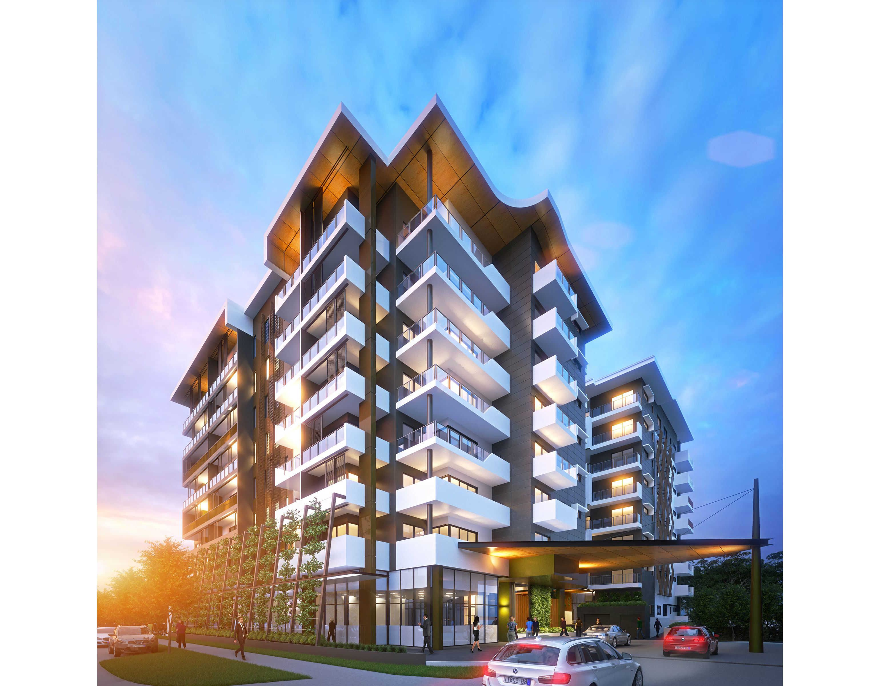 Estilo - New Parkside Apartments In Chermside (With images ...