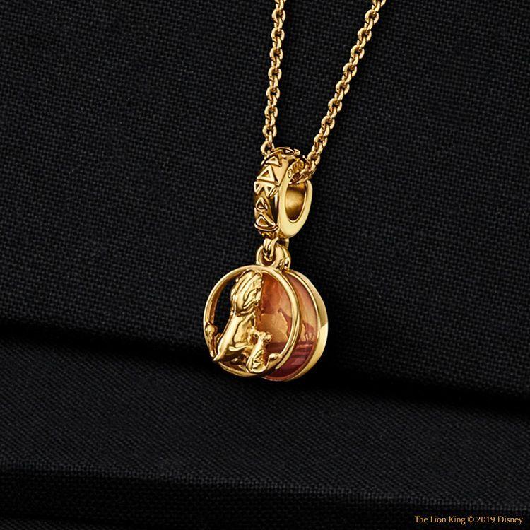 perle pandora disney roi lion