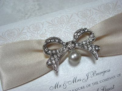 Wedding Stationery and Wedding Invitations. All handmade and bespoke.