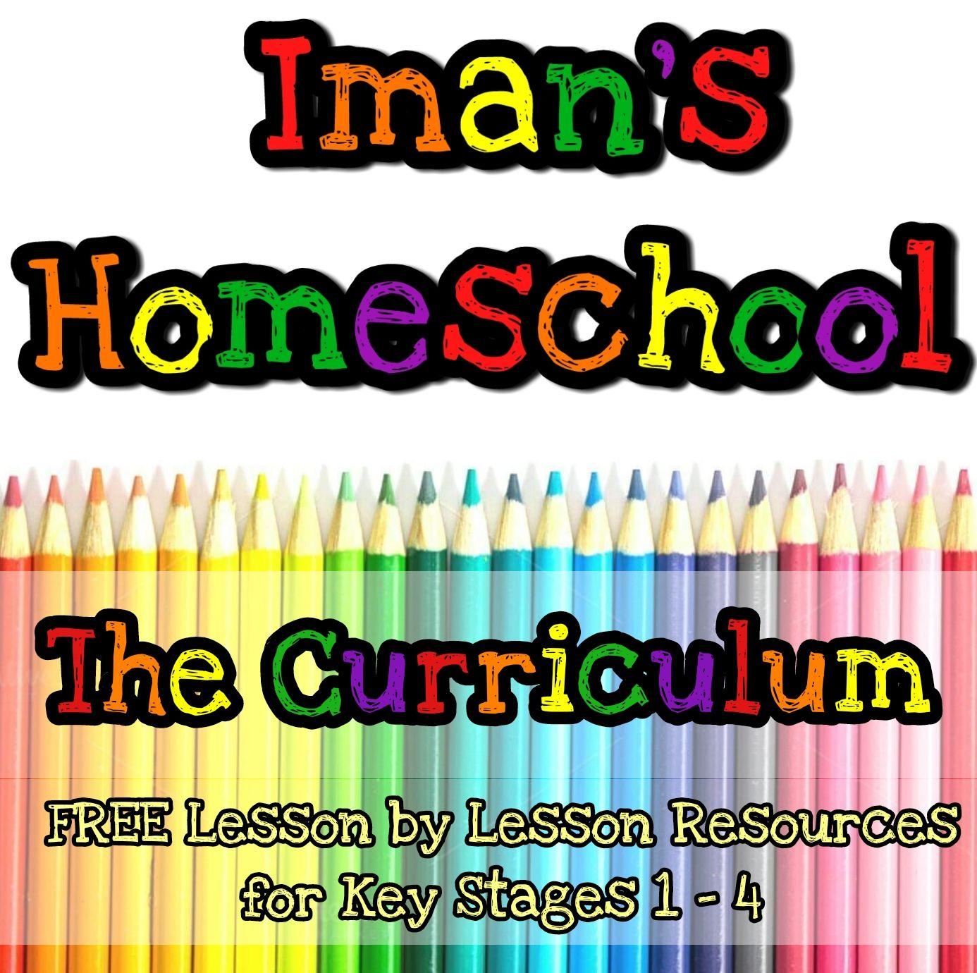 Welcome To Iman S Homeschool