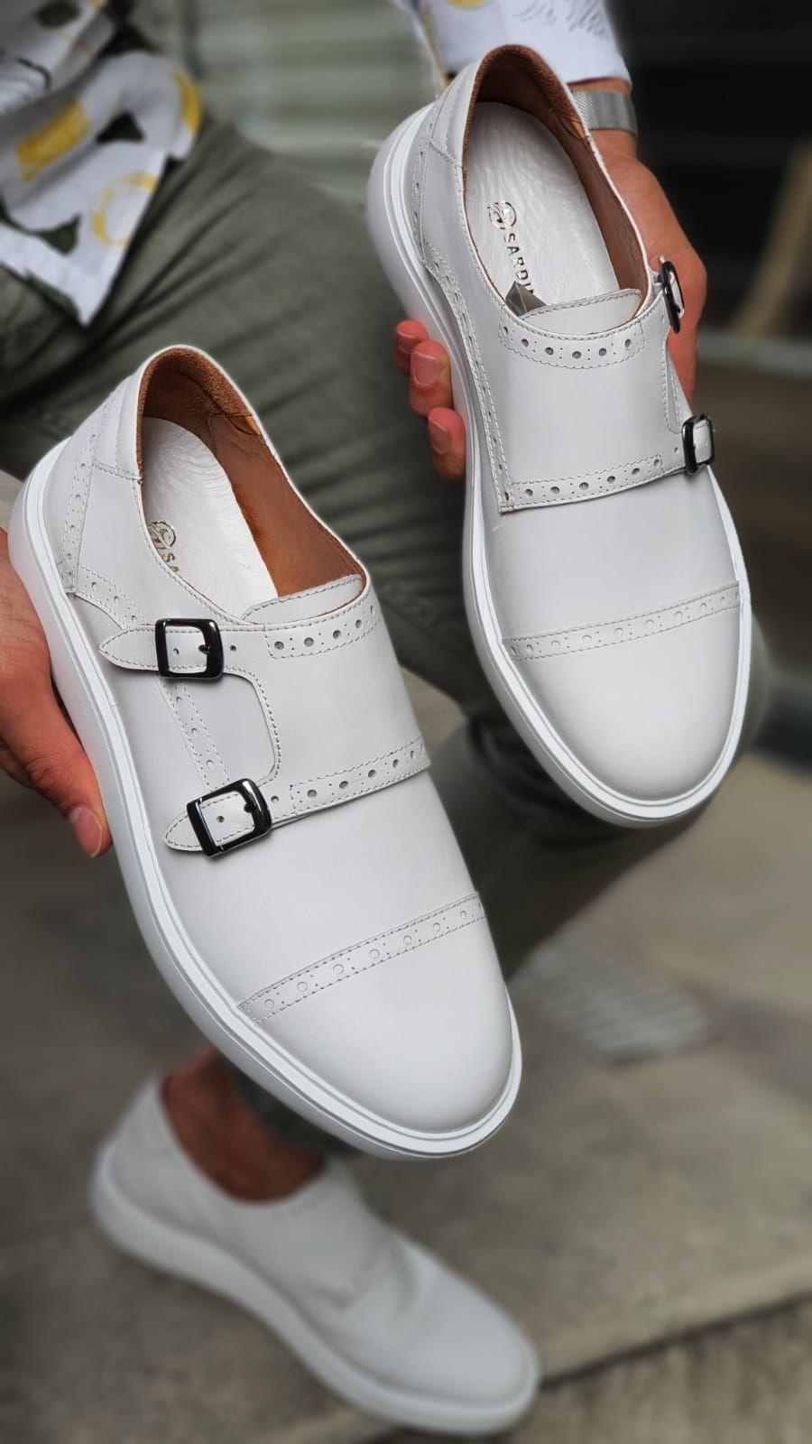 Cap toe shoes, Monk strap shoes, Dress